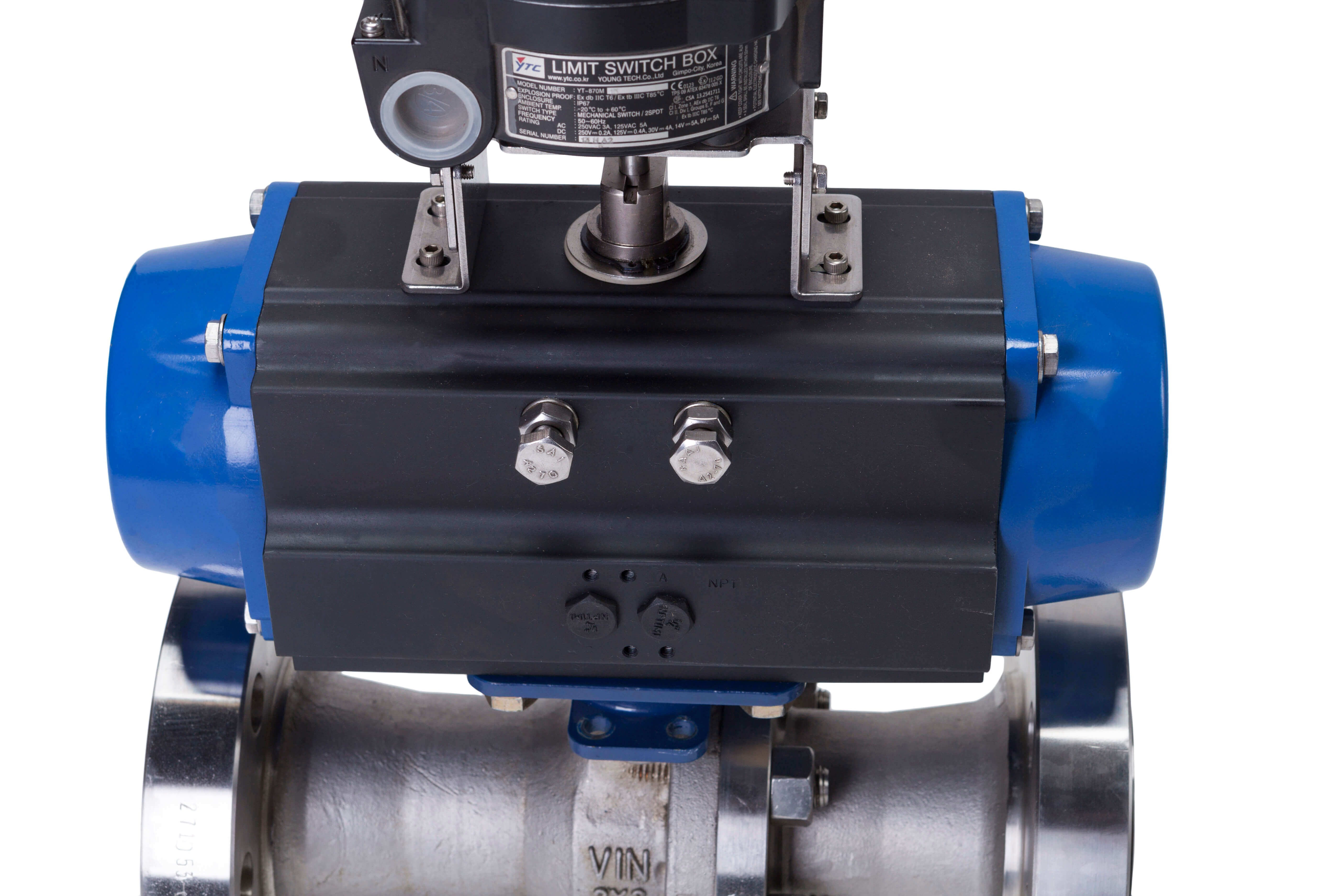 EDi Pneumatic Actuators